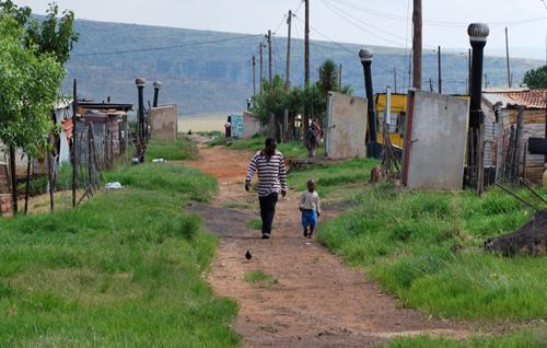 No poverty / Keine Armut