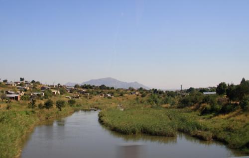 Clean water and sanitation / Sauberes Wasser und Santiäreinrichtungen